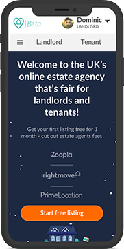 homerenter homepage mobile version